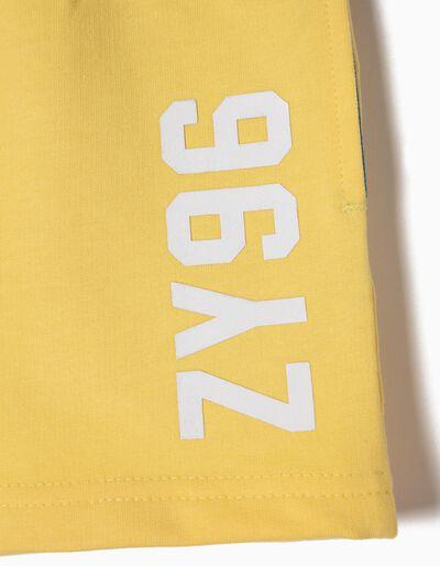 Calções Jersey ZY
