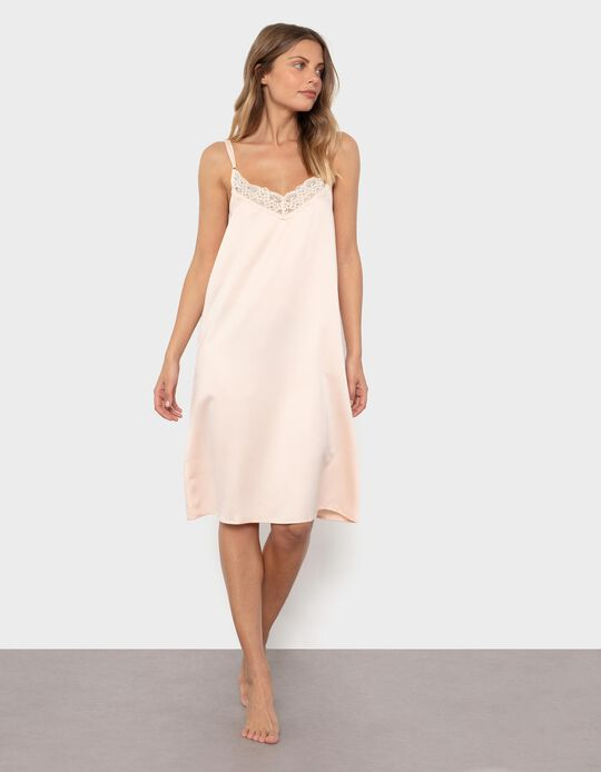 Sateen Nightie for Women