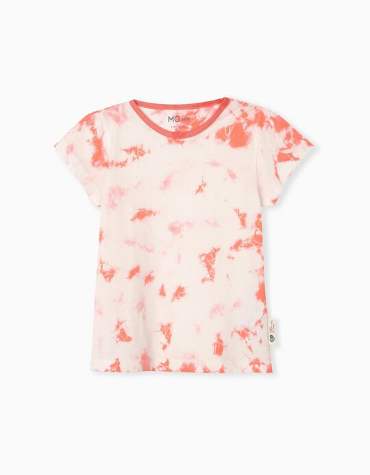 T-shirt in Organic Cotton, Girls