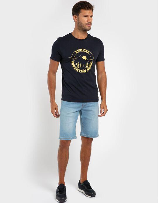 T-shirt Mountain Peak