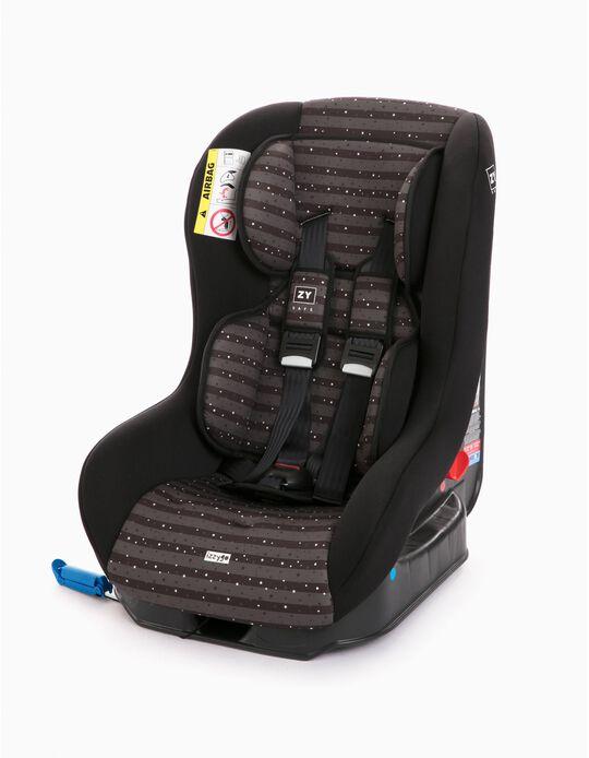 Cadeira Auto Gr 0/1 Izzygo Plus Zy Safe Stars Black