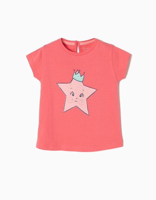 T-shirt Estampada Star