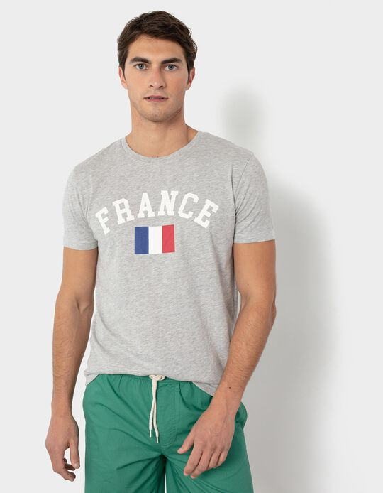 France' T-shirt, Men