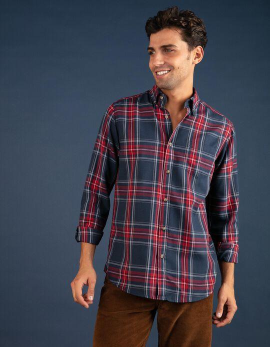 Tartan shirt, Essentials Collection