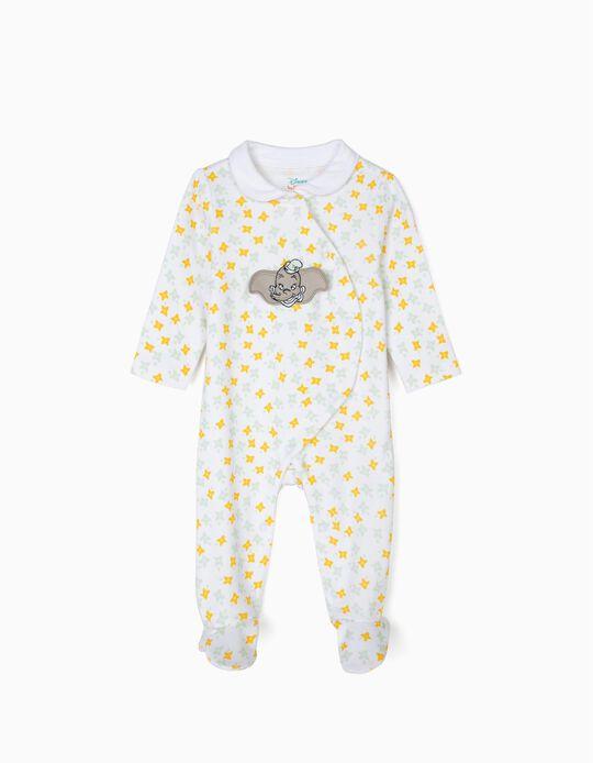 Babygrow para Bebé Menina 'Dumbo', Branco
