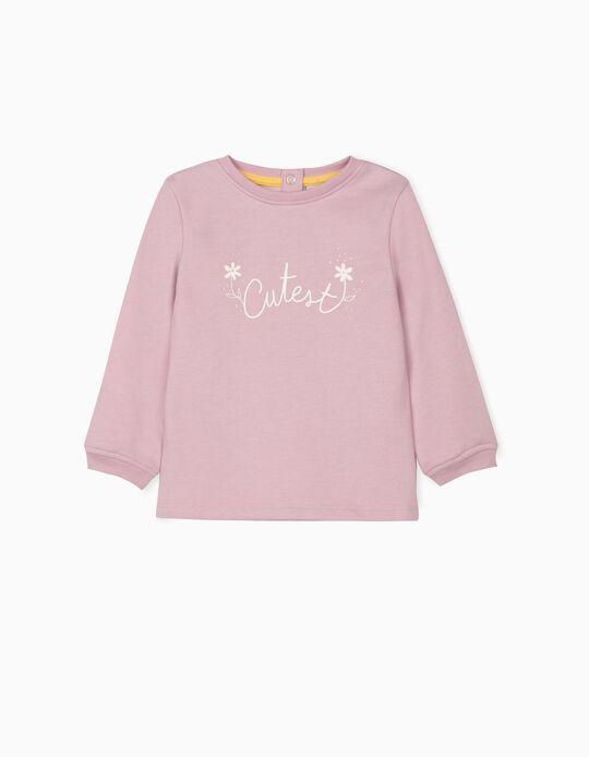 Carded Sweatshirt, Cutest