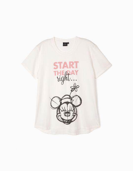 T-shirt estampado Minnie