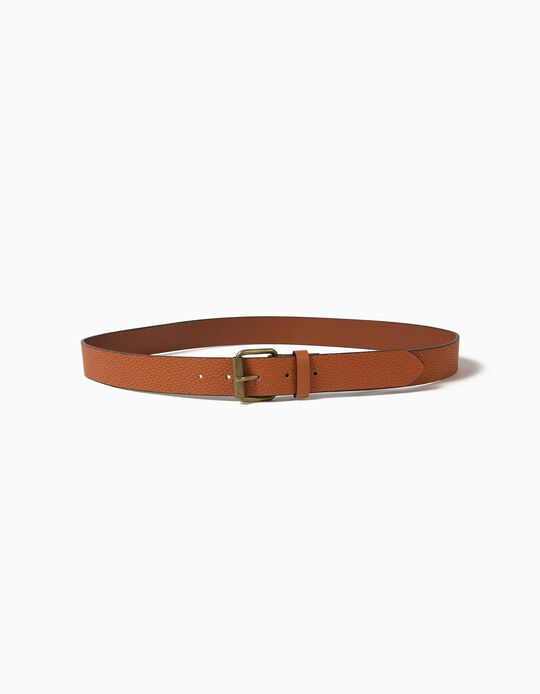 Textured Belt, for Men