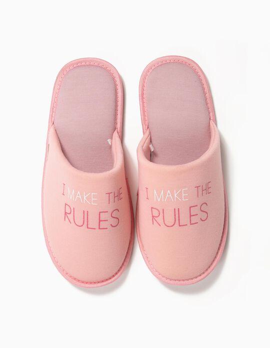 Chinelos I Make the Rules