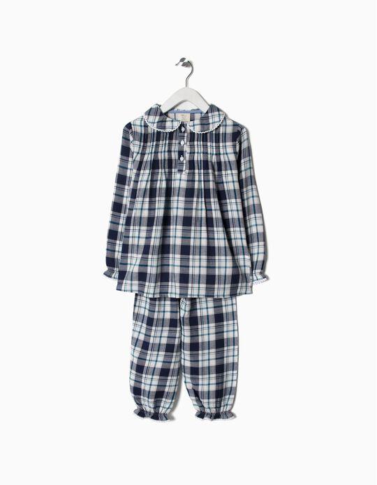 Pijama Xadrez Menina