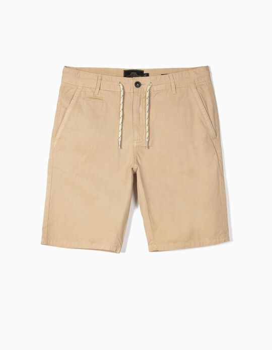 Shorts with Drawcord