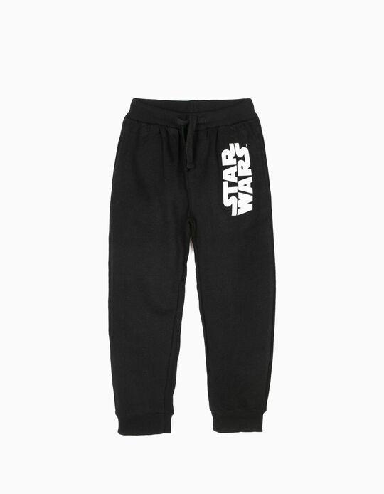 Calças de Treino Star Wars Pretas