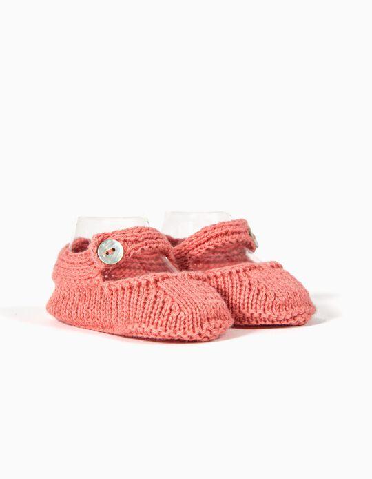 Botas de Bebé Malha