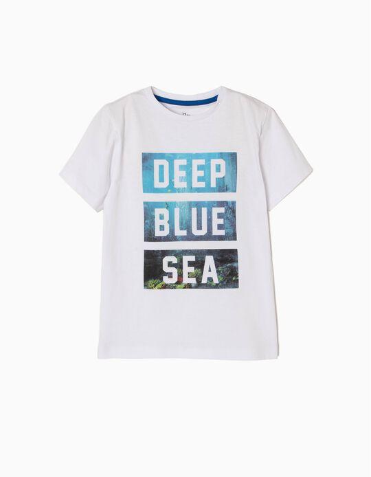 T-shirt Sea