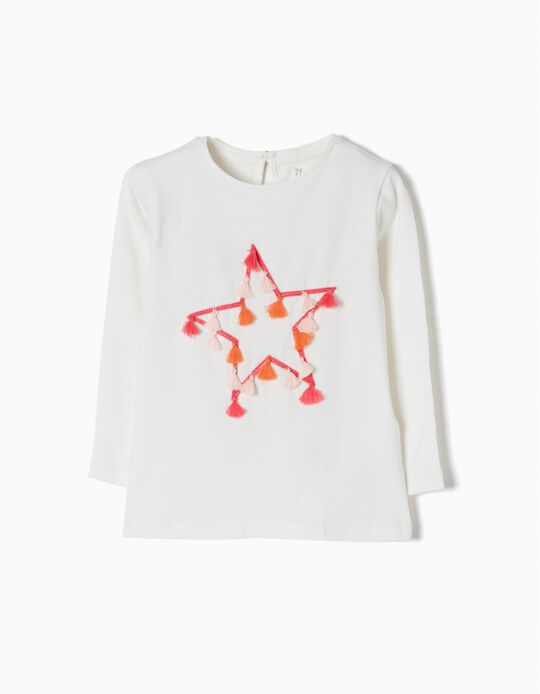 T-shirt Manga Comprida Star