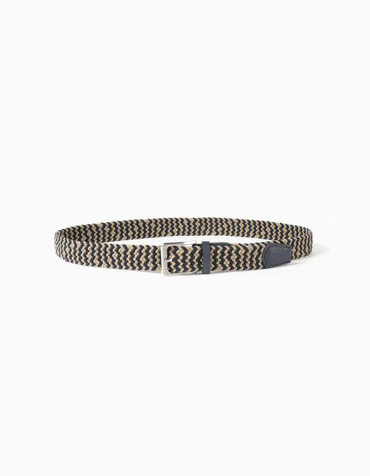 Braided Belt, for Men