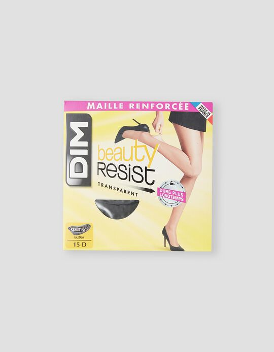 Collants DIM Beauty Resist, Mulher, Preto