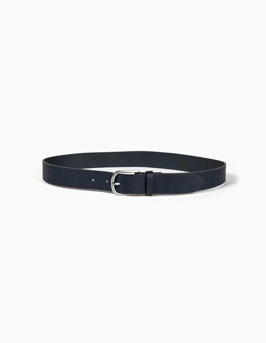 Belt in Synthetic Leather