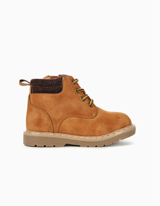 Mountain Boots for Baby Boys, Camel