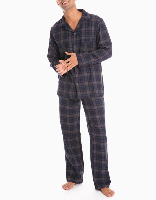 Pijama Flanela