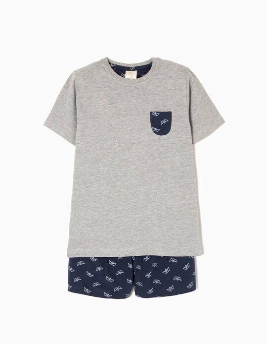 Pijama Barcos