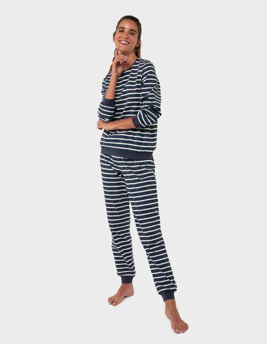 Striped Cotton Pyjamas