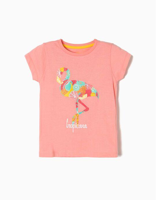 T-shirt Tropicana