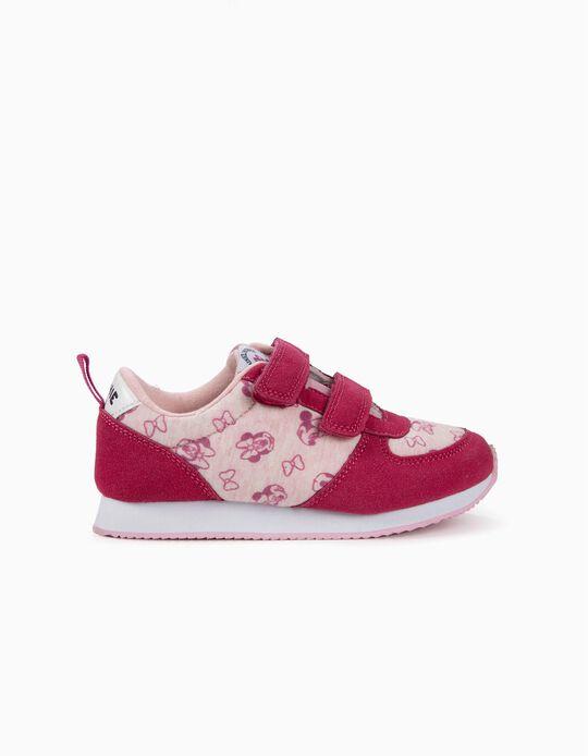 Sapatilhas para Menina 'Minnie Mouse', Rosa