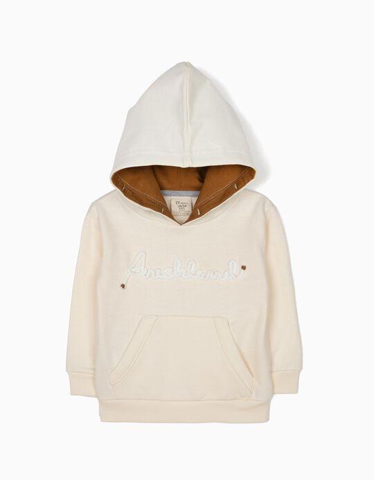 Sweatshirt com Capuz Auckland