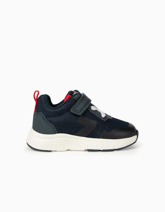 Trainers for Baby Boys 'ZY', Dark Blue