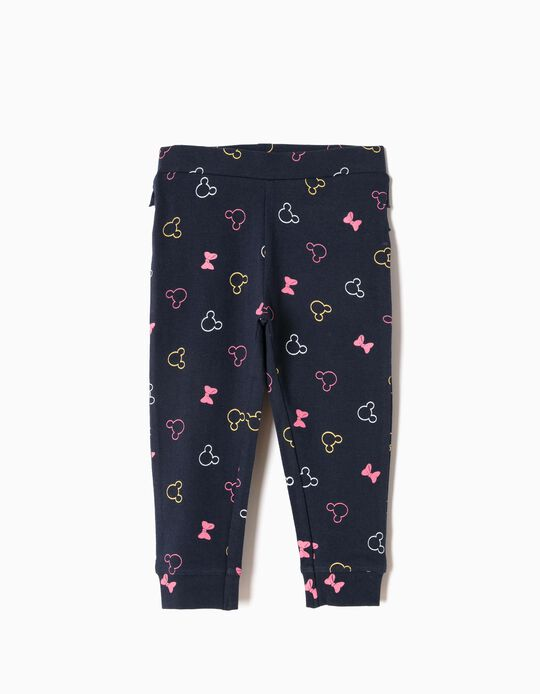 Leggings Azuis Minnie