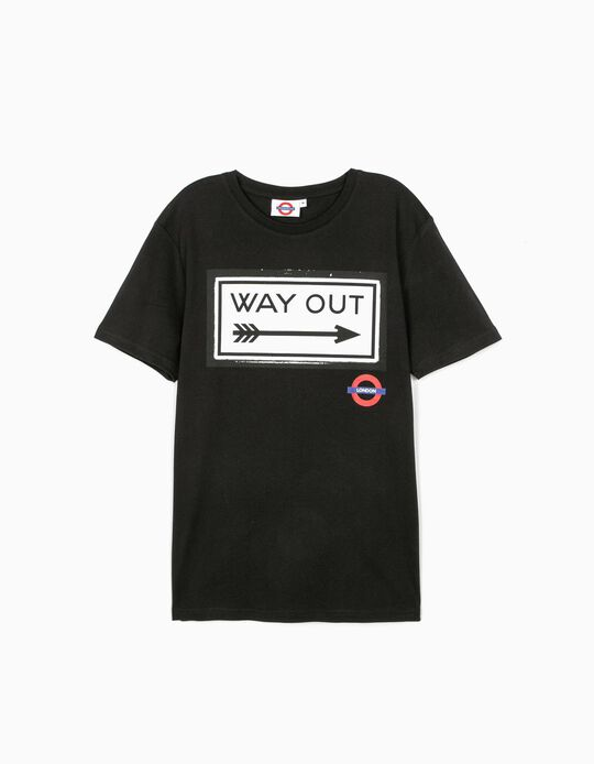 T-shirt Way Out
