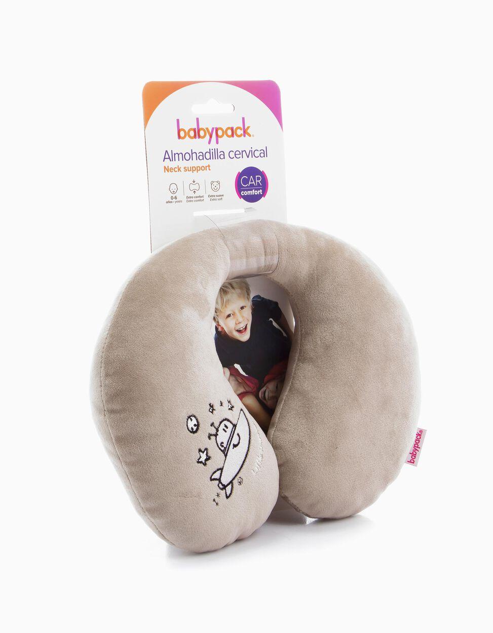 Almofada Cervical Babypack