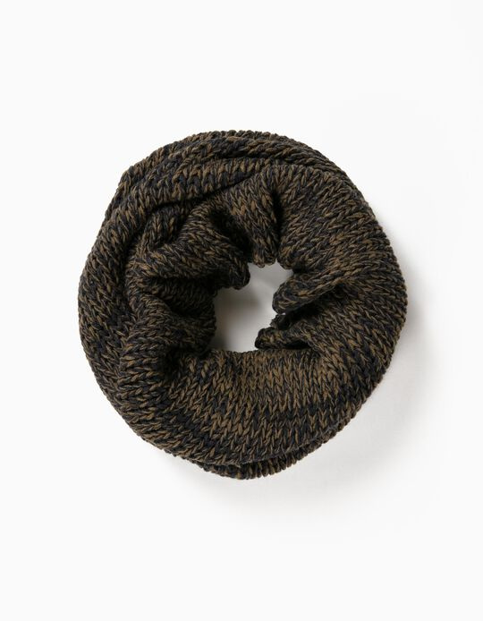 Fancy Knit Snood