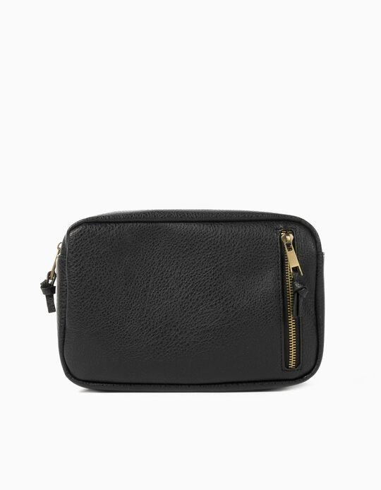 Toiletry Bag for Men, Black
