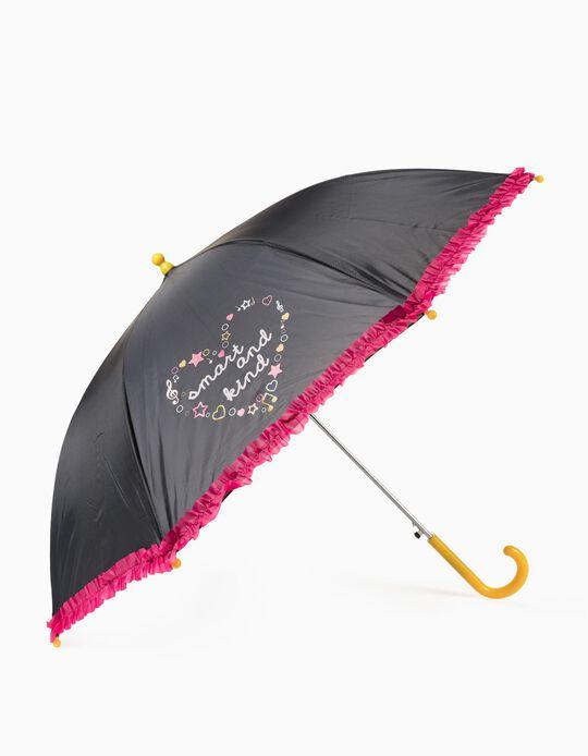 Umbrella for Girls, Blue