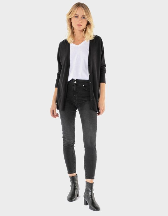 Jeans Skinny Fit, Mulher