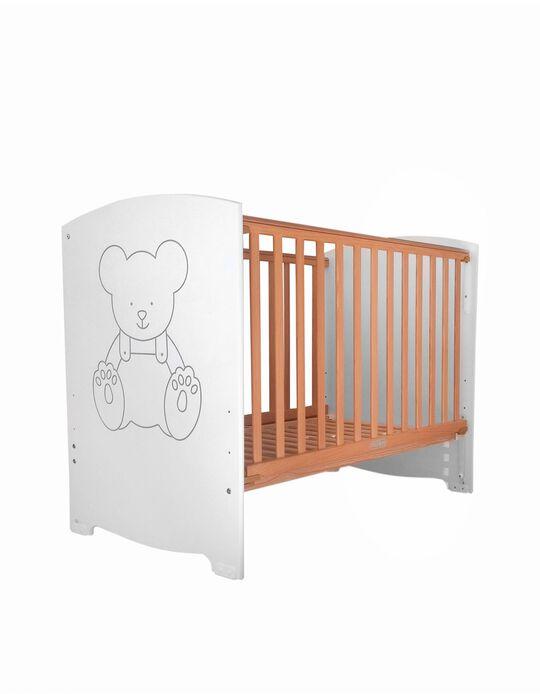 Cama Bear 120x60 cm Zy Baby