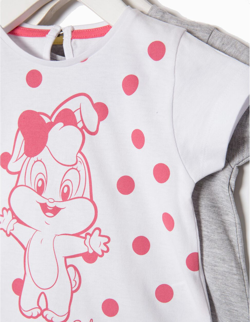 Pack 2 T-shirts Looney Tunes