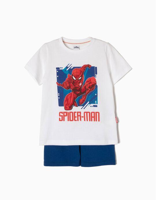 Pijama Spider Man