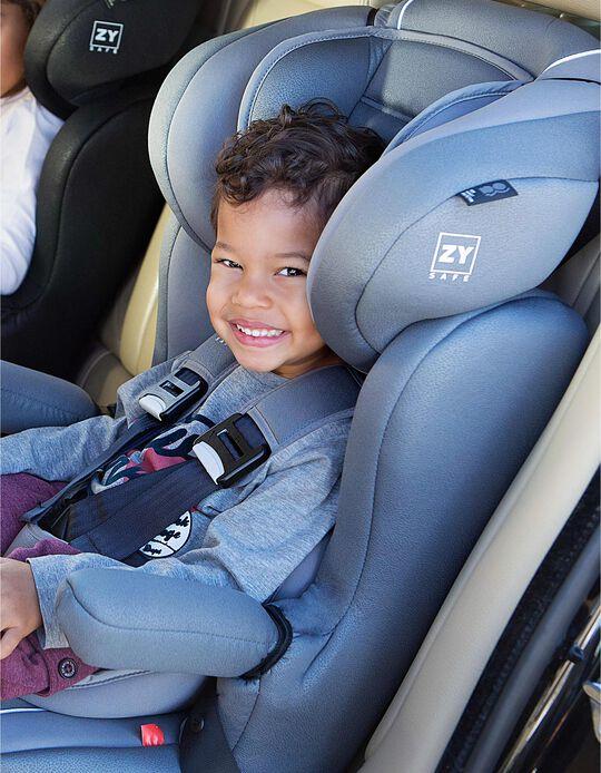 Cadeira Auto Gr 1/2/3 Primecare Prestige Zy Safe