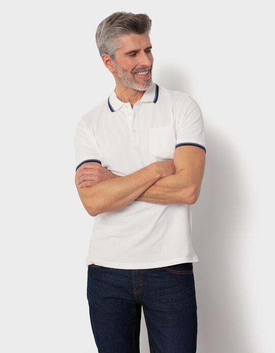 Polo 'Super Dad', para Homem