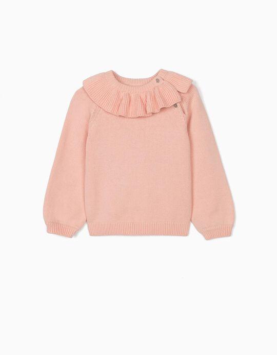 Jumper for Girls, Pink