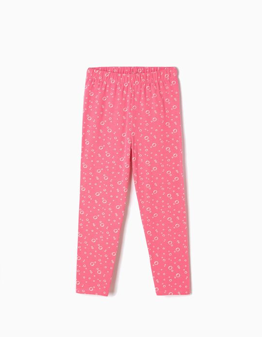 Leggings Bubbles Rosa