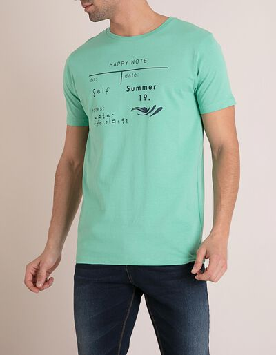 T-Shirt Happy Note
