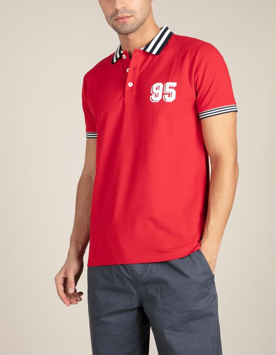 Mo casual polo shirt
