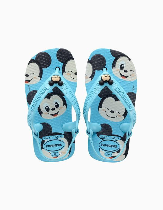 Havaianas 'Mickey' for Babies, Blue