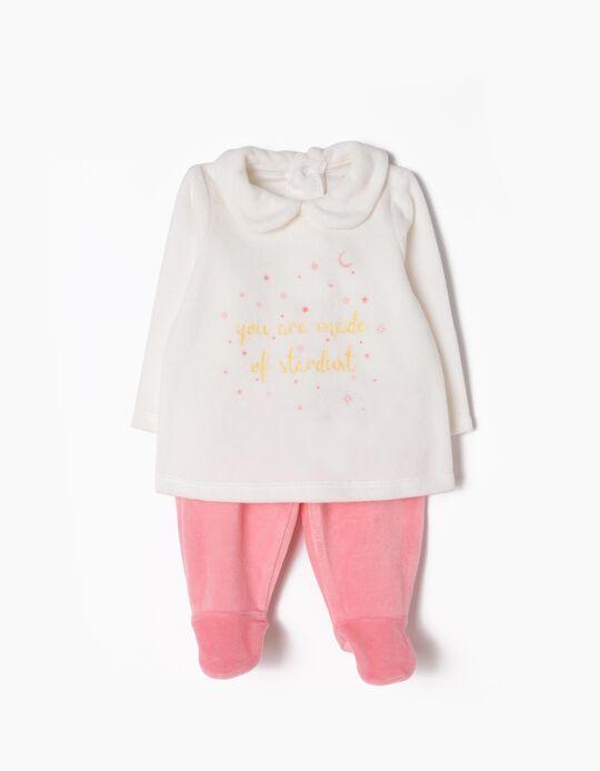 Pijama Manga Comprida e Calças Stardust