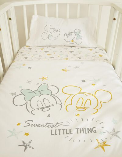 Edredão & Resguardo 120x60cm Sweetest Little Thing Disney