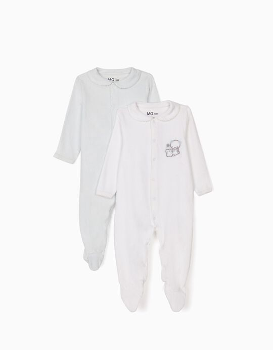 2 Sleepsuits
